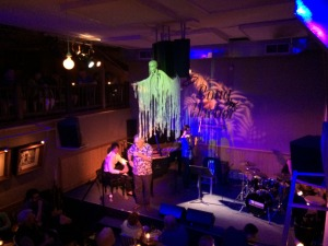 Jorge Luis Pacheco at Snug Harbor