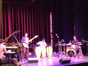 Jorge Luis Pacheco Quartet at Kennedy Center, Washington DC