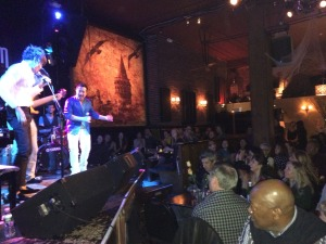 At DROM with guest star Pepito Gomez